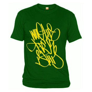 Who the fuck is this - Green & Yellow
